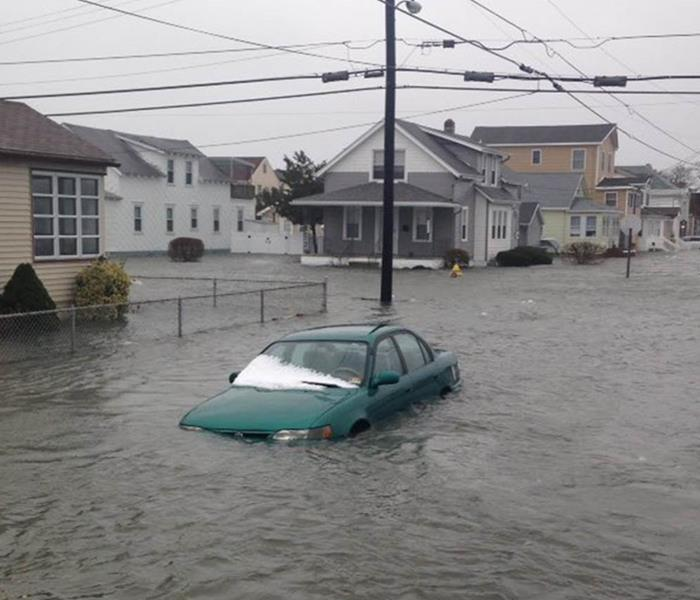 Flooding on North Shore from Nor'easter