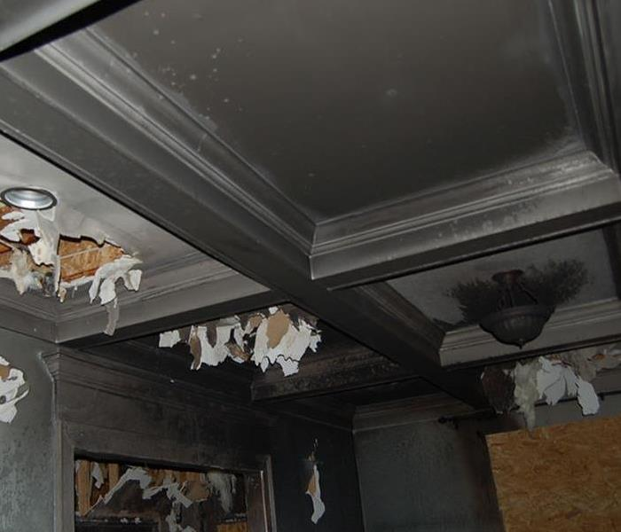 Fire Damage Smoke and Soot Damage