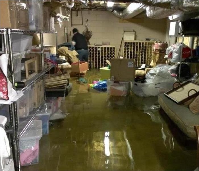 Water Damage  Essex County Residents: We Specialize in Flooded Basement Cleanup and Restoration!